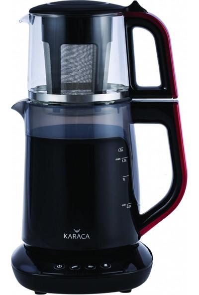 Karaca Demfit Sesli ve Işıklı Çay Makinesi 2501 Redgold