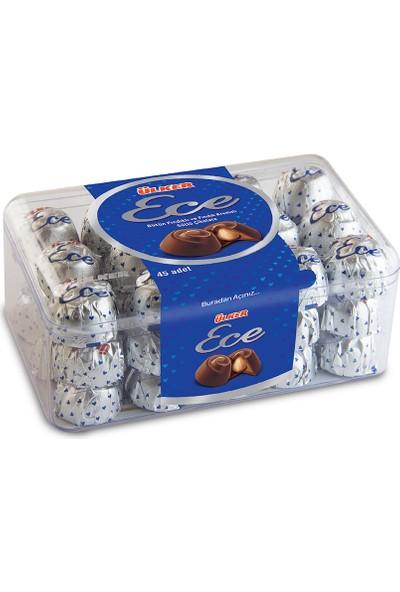 Ülker Ece Fındıklı Çikolata 430 Gr