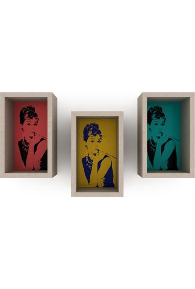 Rafevi Audrey Trilogy 3'lü Set