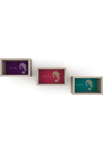 Rafevi Monroe (Trilogy)