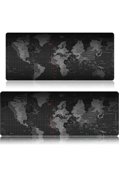 Appa Dünya World Oyuncu Mouse Pad 70 X 30 Cm