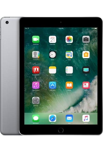 "Apple iPad Wi-Fi Cellular 128GB 9.7"" IPS 4G Tablet - Uzay Grisi MP262TU/A"