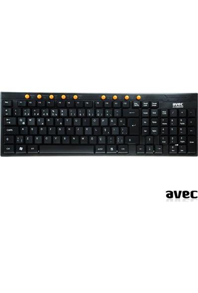 Tekreyonda Avec Multimedia Klavye 106+9 Multimedya Tuşlu Av-Kb8003M