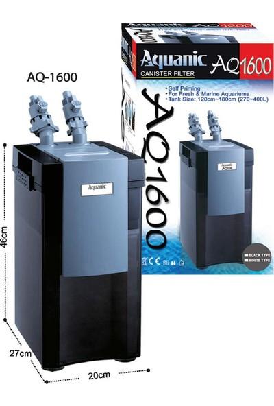 Aquanic Aq1600 Dış Filtre