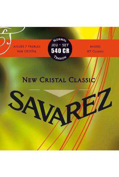 Savarez 540CR Normal Tension Klasik Gitar Teli