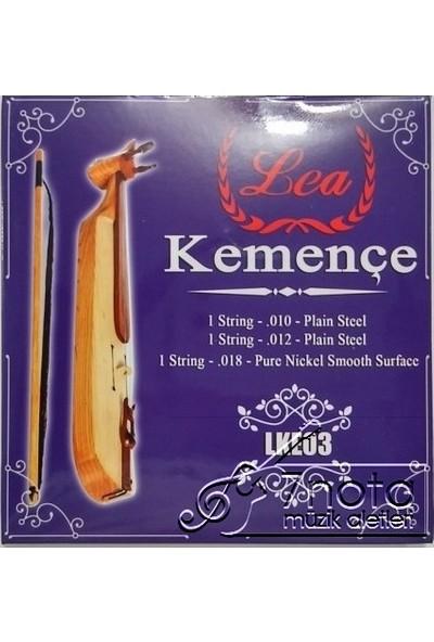 Lea Lke-03 Kemençe Teli Takım