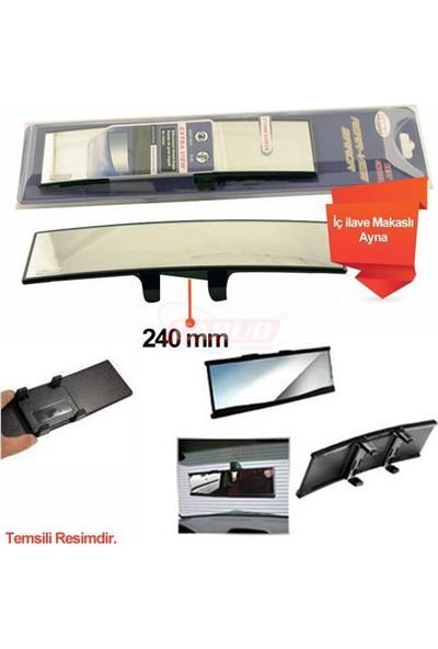 Nettedarikcisi Oto İç İlave Ayna Makaslı Dikiz Aynası Model 240 MM
