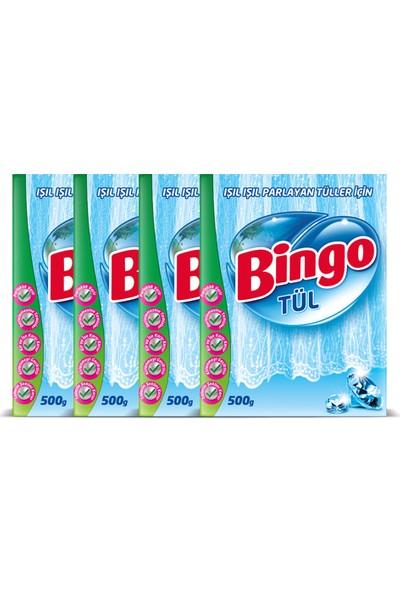 Bingo Tül 500 gr 4 Adet