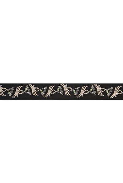 Planetwaves 50C07 Gitar Askısı Dokuma 50Mm Strap-Np Skeleton Glass