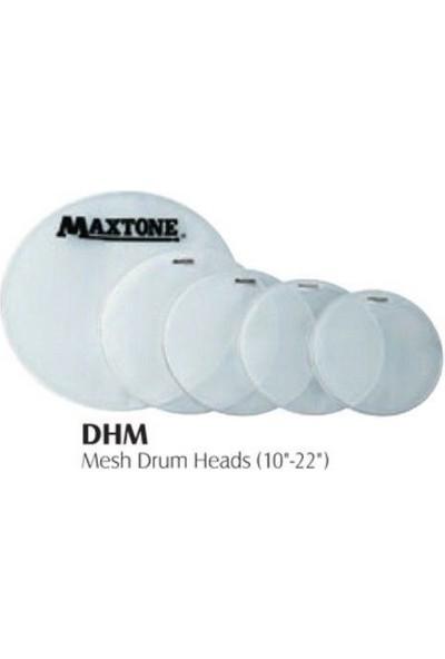 Maxtone Dhm20 20'' Mesh Deri-Sessiz Çalışma İçin-File Deri