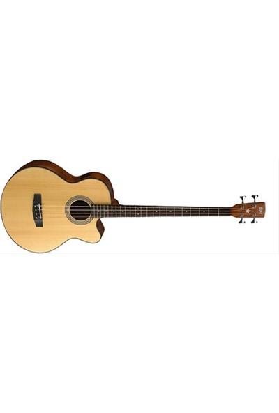 Cort Sjb5F-Bkw E. Akustik Bas Gitar