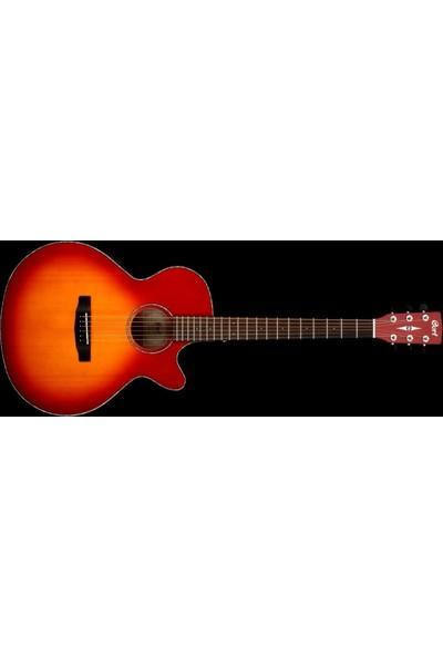 Cort Sfx-Essb Elektro Akustik Gitar