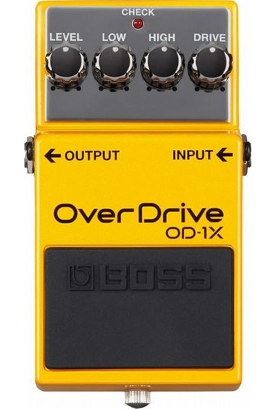 Boss Od-1X Overdrıve Overdrive