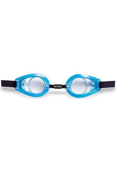 Intexİntex Çocuk Gözlüğü 55602 Ayarlanabilir Yüzücü Gözlüğü