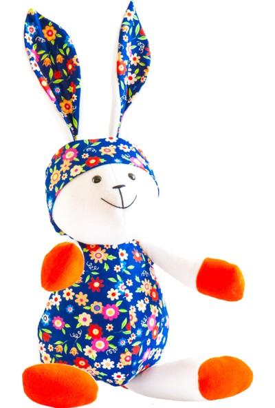 İpekbocegi El Emeği Oyuncak Beyaz Tavşan