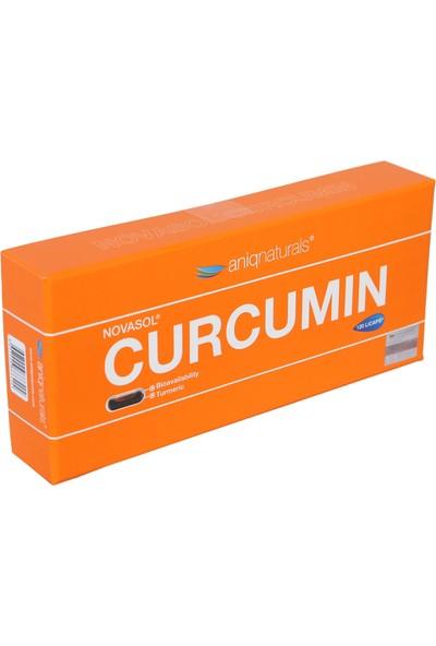 Aniqnaturals Curcumin 120 Licaps