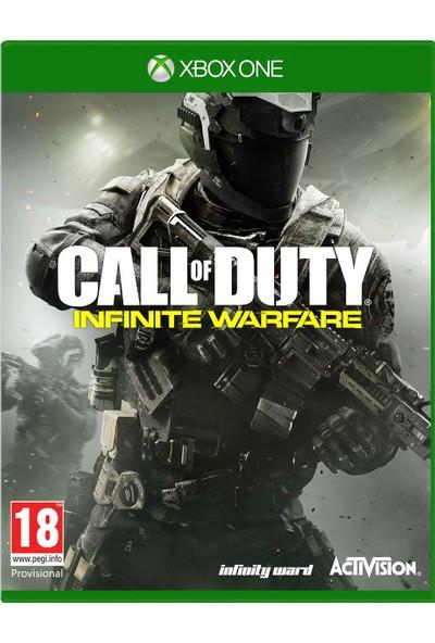 Call Of Duty Infinite Warfare Xbox One Oyun
