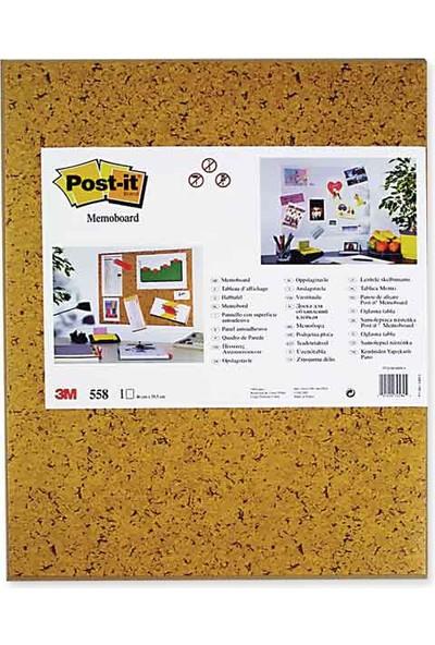 Post-It 558 Yapışkanlı Pano 45,7 x 58,4 Cm - Kahverengi