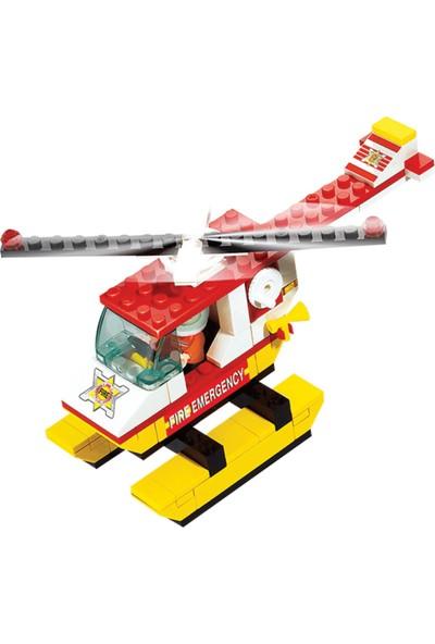 Sluban Şehir Ambulans Helikopter 9442
