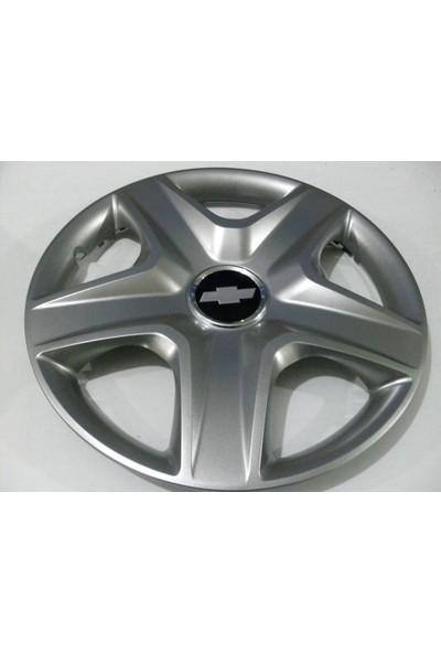 Koto Chevrolet Jant Kapağı 15 İnç Esnek Kırılmaz Kapak 340 4 Adet Takım