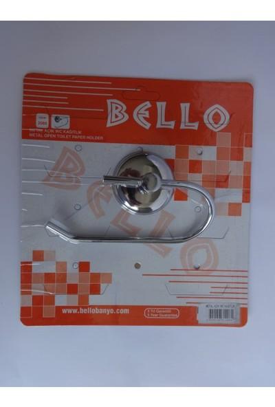 Bello Metal Açık Wc Kağıtlık