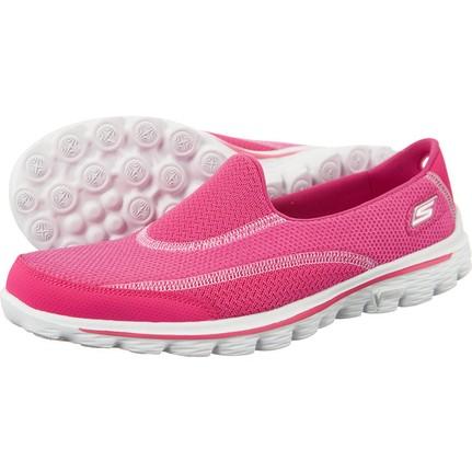 Skechers Go Walk 2 Kadın Günlük Ayakkabı 13590-Hpk