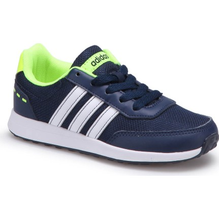 Adidas Vs Switch 2.0 K Lacivert Beyaz Yeşil Erkek Çocuk Sneaker Ayakkabı