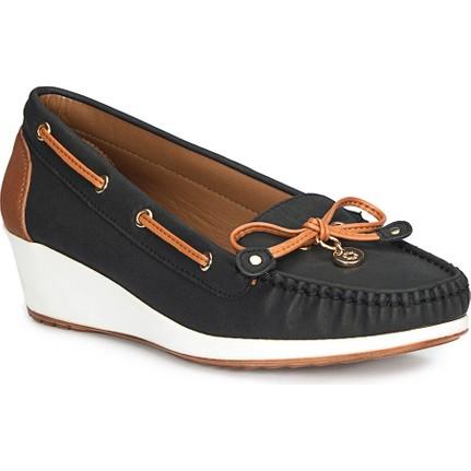 Polaris 71.155559.Z Siyah Kadın Ayakkabı