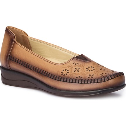 Polaris 5 Nokta 71-109612-Z Vizon Kadın Ayakkabı