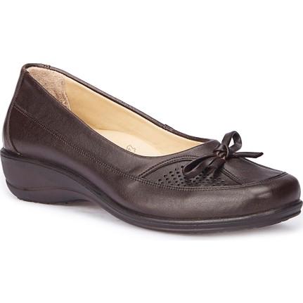 Polaris 5 Nokta 71.109604.Z 373 Kahverengi Kadın Ayakkabı