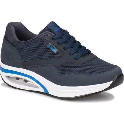 Kinetix Aneta Lacivert Mavi Spor Ayakkabı