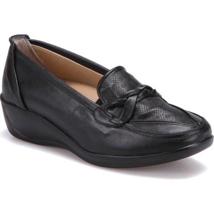 Polaris 5 Nokta 71.108046.Z 373 Siyah Kadın Ayakkabı
