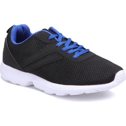 Torex Zeta Siyah Erkek Koşu Ayakkabısı