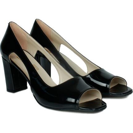 Loggalin 375010 031 020 Kadın Siyah Ayakkabı