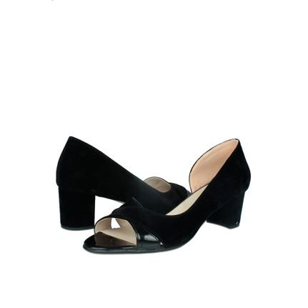 Loggalin 375007 031 008 Kadın Siyah Ayakkabı
