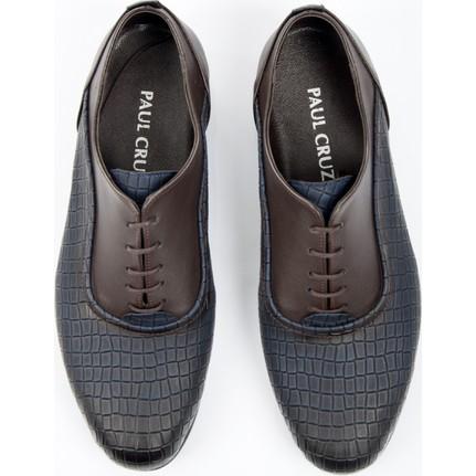Deepsea Lacivert Günlük Erkek Ayakkabı 1702001-008
