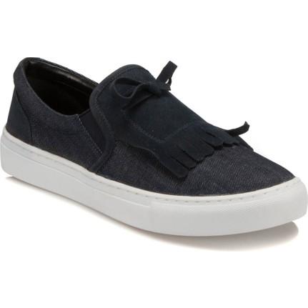 Art Bella U2101 Lacivert Kadın Ayakkabı