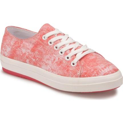 Art Bella U2604 Kırmızı Kadın Sneaker
