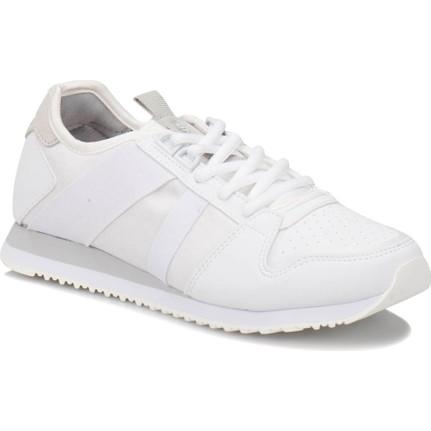 Kinetix Nedra Beyaz Kadın Ayakkabı