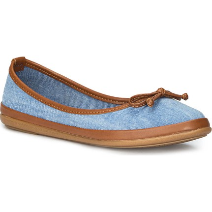 Polaris 71.155537Tz Mavi Kadın Babet