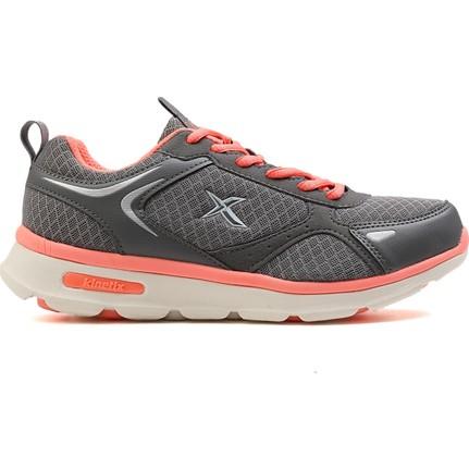 Kinetix Gri Kadın Koşu Ayakkabı 100239876