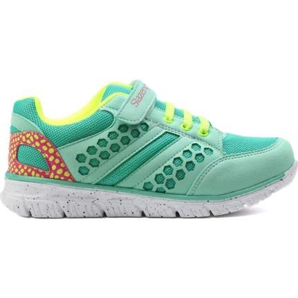 Slazenger Yeşil Çocuk Ayakkabı Fabo-Yeşil