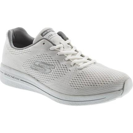 Skechers Burst 2.0 Erkek Beyaz Spor Ayakkabı (999739-WHT)