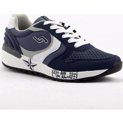 Jump 15176 Lacivert Günlük Yürüyüş Koşu Erkek Spor Ayakkabı