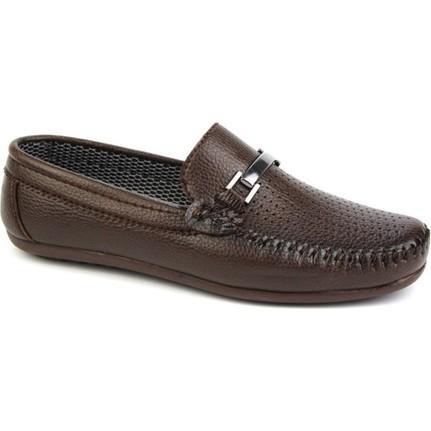 Gnc Kahverengi Erkek Ayakkabı