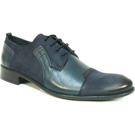 Slope 1689125 Lacivert Bağcıklı Erkek Ayakkabı  Ücretsiz Kargo