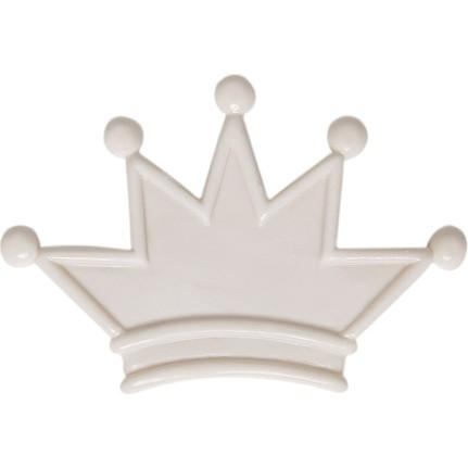 Kurdelya Büyük Kraliçe Tacı Boyanabilir Polyester Obje Fiyatı