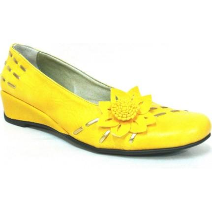 Ayakdaş Sarı Topuklu Kadın Ayakkabı