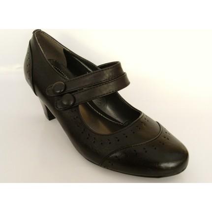 Polaris 154232 Siyah Kadın Ayakkabı