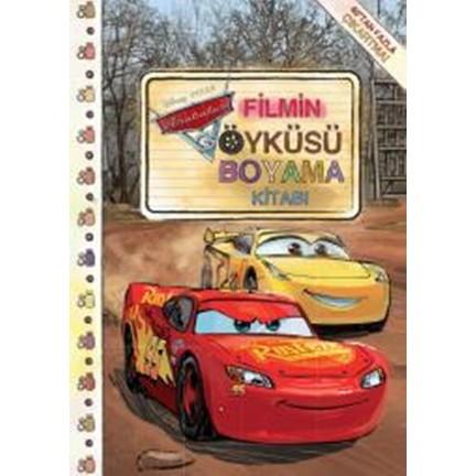 Arabalar 3 Filmin öyküsü Boyama Kitabı Fiyatı Taksit Seçenekleri
